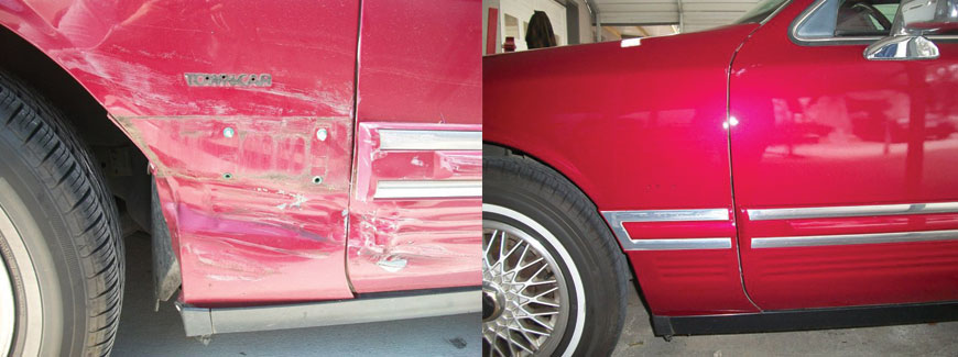 Make your car look like new. We have quality professionals who do quality work.