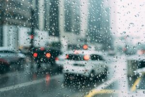 Follow these tips for driving in the rain.
